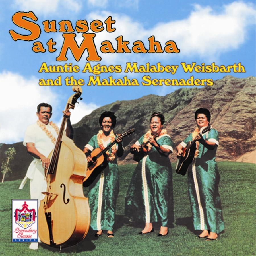 Agnes Malabey Weisbarth and the Makaha Serenaders CDHS-537